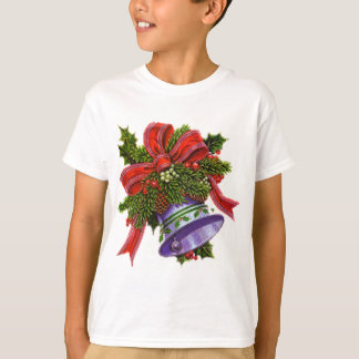 Christmas Silver Bell T-Shirt