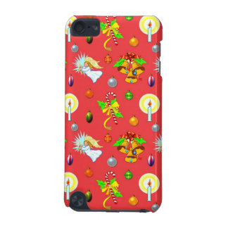 Christmas - Singing Angels & Golden Bells iPod Touch (5th Generation) Case