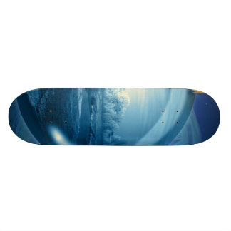 Christmas Skateboard Deck