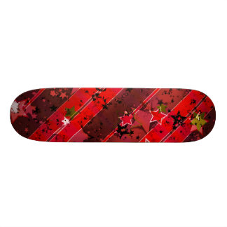 Christmas Custom Skateboard