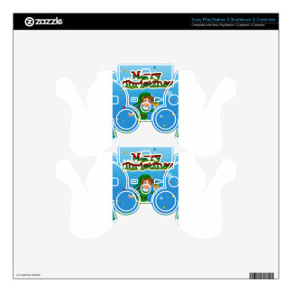 Christmas Skins For PS3 Controllers