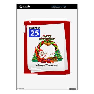 Christmas Skins For The iPad 2