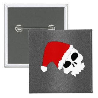 Christmas Skull Pins