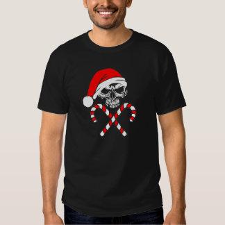 Christmas Skull Shirt