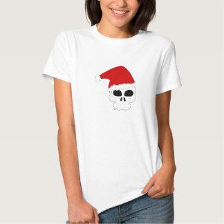 Christmas Skull Tees