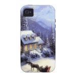 christmas-sleigh-332119-1024x768.jpg Case-Mate iPhone 4 carcasas
