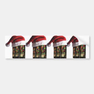 Christmas Slot Machines Bumper Sticker