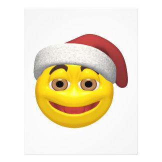 Christmas Smiley Custom Flyer
