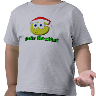 Christmas Smiley Shirt