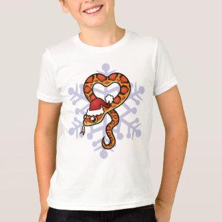 Christmas Snake T-Shirt