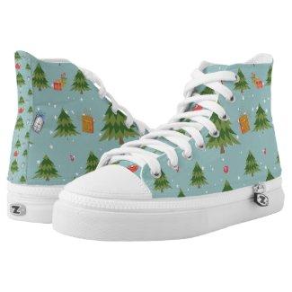 Christmas Sneakers