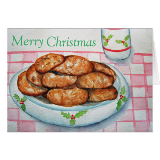 Christmas Snickerdoodles Card