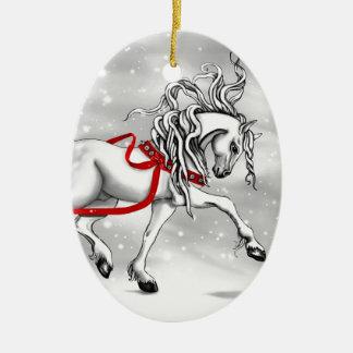 Christmas Snow Bells Ornaments