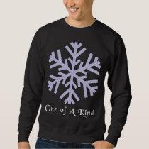 Christmas Snow Flake Dark T-Shirt