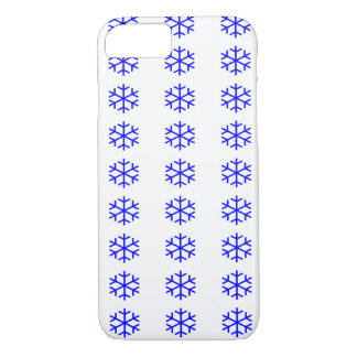 Christmas Snow Flakes iPhone 7, Barely There iPhone 8/7 Case
