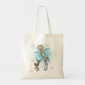 Christmas Snow Pixi Bag