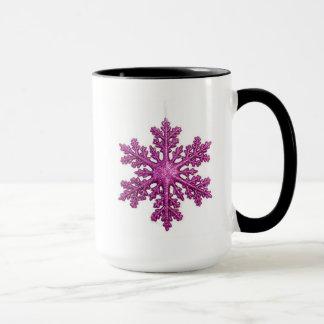 Christmas Snowflake Coffee Mug
