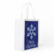 Christmas Snowflake Holiday gift bag
