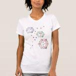 Christmas Snowflake Stars T-Shirt