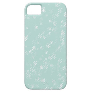 Christmas Snowflakes iPhone SE/5/5s Case