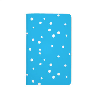 Christmas Snowflakes Winter Blue Sky Snowing Snowy Journal