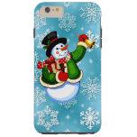 Christmas Snowman iPhone 6 tough case Tough iPhone 6 Plus Case