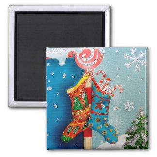 Christmas Socks Magnet