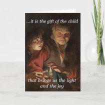 Christmas Solace Card