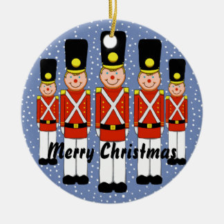 Christmas Soldier Christmas Ornament