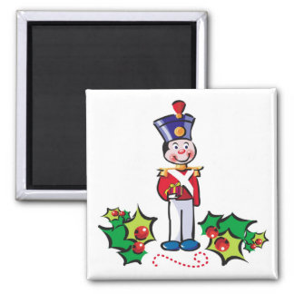 Christmas Soldier Magnet