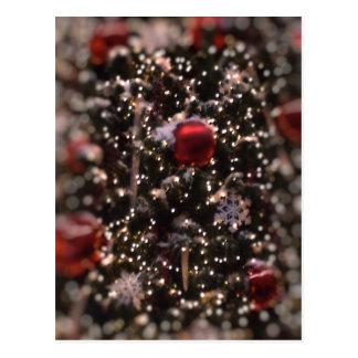 Christmas Sparkles Postcard