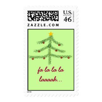 Christmas Spirit Holiday Postage
