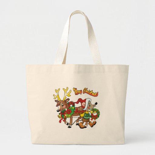 Christmas Spirits Tote Bag