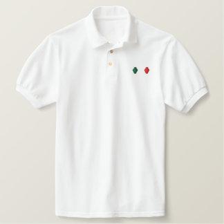 Christmas Spots Polo Shirt