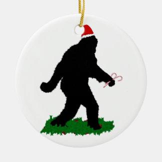 Christmas Squatchin Christmas Ornaments
