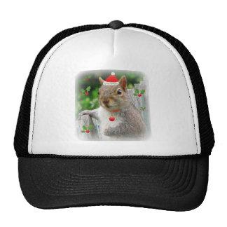 Christmas Squirrel 2010 Trucker Hat