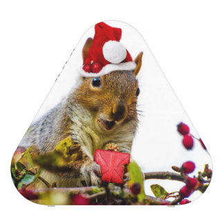 Christmas Squirrel Bluetooth Speaker