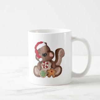 Christmas Squirrel Coffee Mug