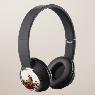 Christmas Squirrel Headphones