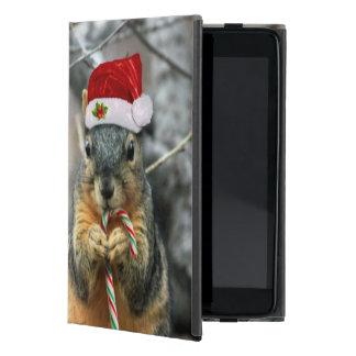 Christmas Squirrel iPad Mini Case