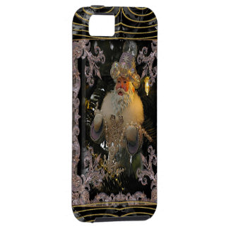 Christmas St Nicholas Victorian iPhone 5 Covers