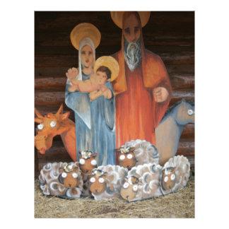 Christmas Stall Letterhead Template
