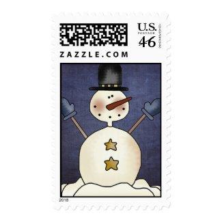 Christmas stamp stamp