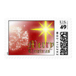 Christmas stamps designed by hazengraphics postage stamps