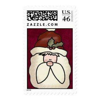 christmas stamps stamp
