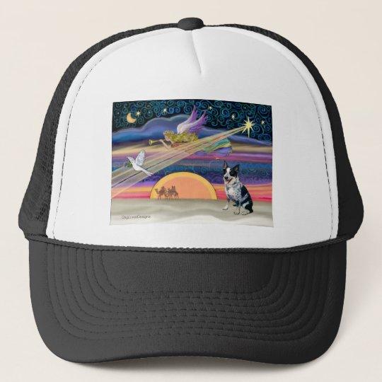 Christmas Star - Australian Cattle Dog Trucker Hat
