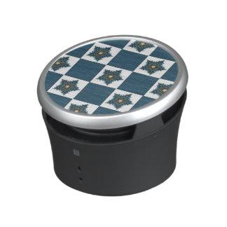 Christmas Star Checkerboard Speaker