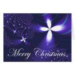 Christmas Star Greeting Cards