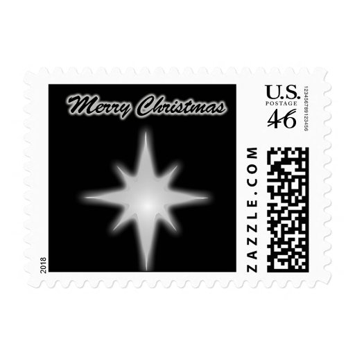 Christmas Star Stamps