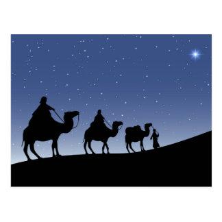 Christmas Star Postcards